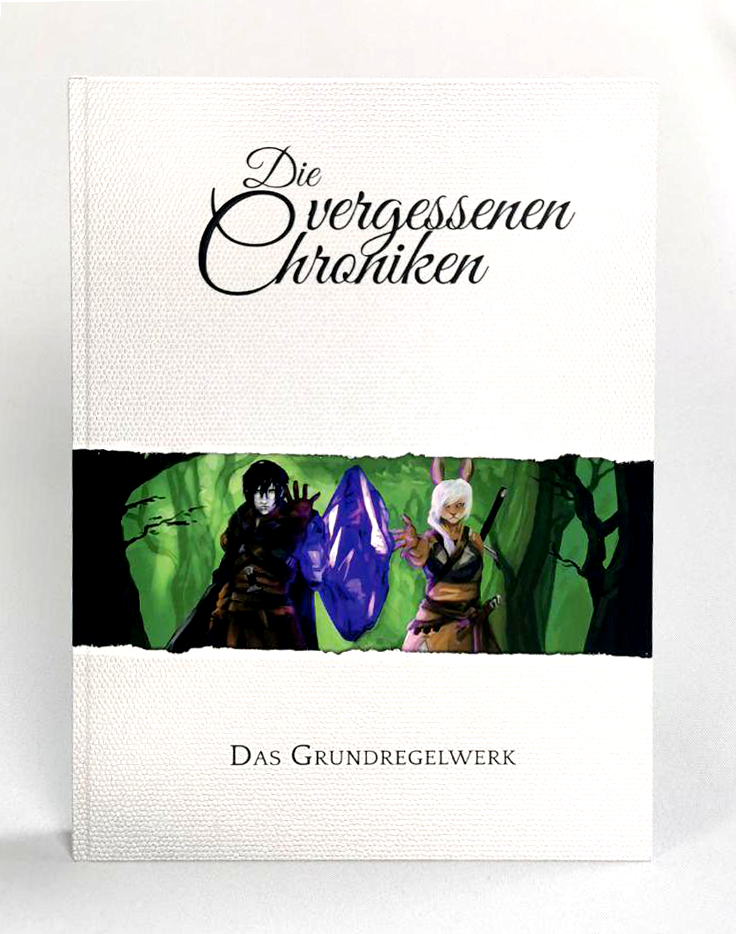 Die vergessenen Chroniken – Grundregelwerk (digital)